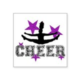 Cheerleading Stickers