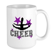 Cheerleader Mugs