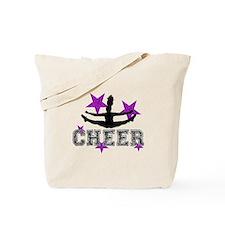 Cheerleader Tote Bag
