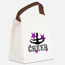 Cheerleader Canvas Lunch Bag