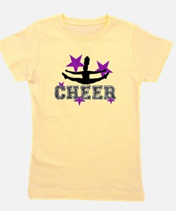 Cheerleader Girl's Tee
