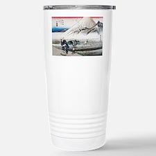 Mount Fuji in the Morning by Hi Travel Mug