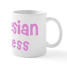 Polynesian Princess Small Mug