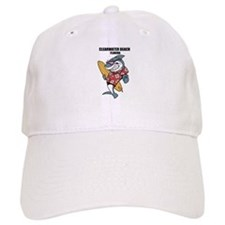 Clearwater Beach, Florida Baseball Baseball Cap