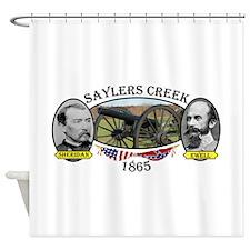 Saylers Creek Shower Curtain