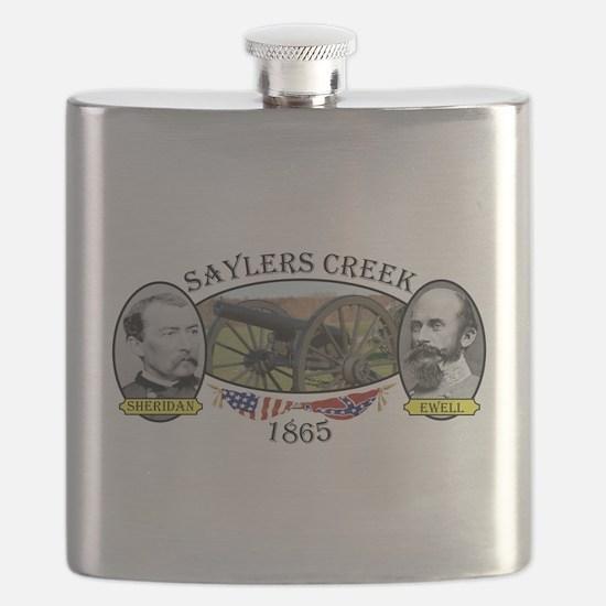 Saylers Creek Flask