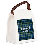 Tartan - Campbell of Argyll Canvas Lunch Bag