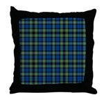 Tartan - Campbell of Argyll Throw Pillow