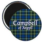 Tartan - Campbell of Argyll Magnet