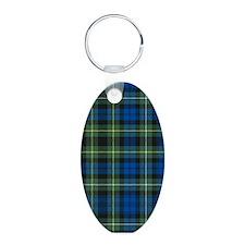 Tartan - Campbell of Argyll Keychains