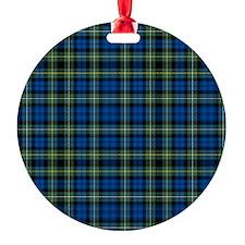 Tartan - Campbell of Argyll Ornament
