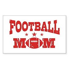 Football Mom Decal