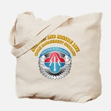 AMLCMC with Text Tote Bag