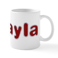 Mikayla Santa Fur Mugs
