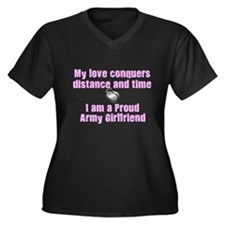 My Love Conquers GF Plus Size T-Shirt