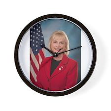 Sandy Adams, Republican US Representative Wall Clo