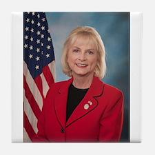 Sandy Adams, Republican US Representative Tile Coa