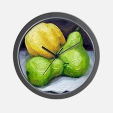 Funny Dining table Wall Clock