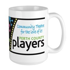 Perth County Players Mugs