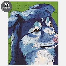 Blue Aussie Puzzle