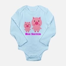 Big Sister Pig Body Suit