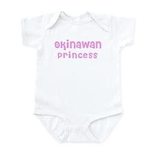 Okinawan Princess Onesie