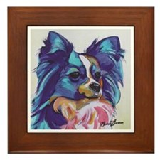 Papillon - Gizmo Framed Tile