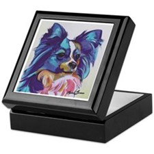 Papillon - Gizmo Keepsake Box