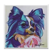Papillon - Gizmo Tile Coaster