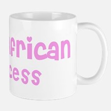 South African Princess Mug