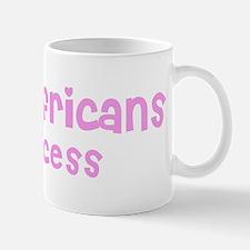 South Africans Princess Mug