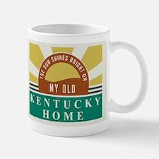 My Old Kentucky Home Mugs