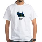 Terrier - Campbell of Argyll White T-Shirt