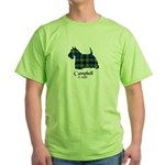Terrier - Campbell of Argyll Green T-Shirt