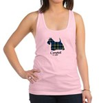 Terrier - Campbell of Argyll Racerback Tank Top