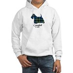 Terrier - Campbell of Argyll Hooded Sweatshirt