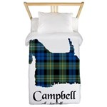 Terrier - Campbell of Argyll Twin Duvet