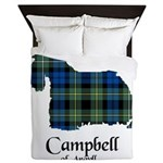 Terrier - Campbell of Argyll Queen Duvet