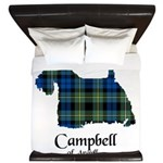 Terrier - Campbell of Argyll King Duvet