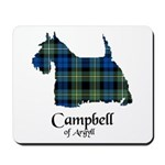 Terrier - Campbell of Argyll Mousepad