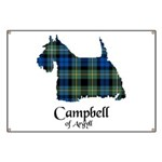 Terrier - Campbell of Argyll Banner