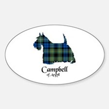 Terrier - Campbell of Argyll Decal