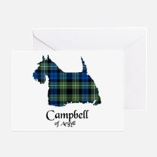 Terrier - Campbell of Argyll Greeting Card