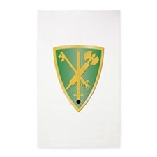 SSI - 42nd Military Police Brigade 3'x5' Area Rug