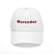 Mercedes Santa Fur Baseball Baseball Cap