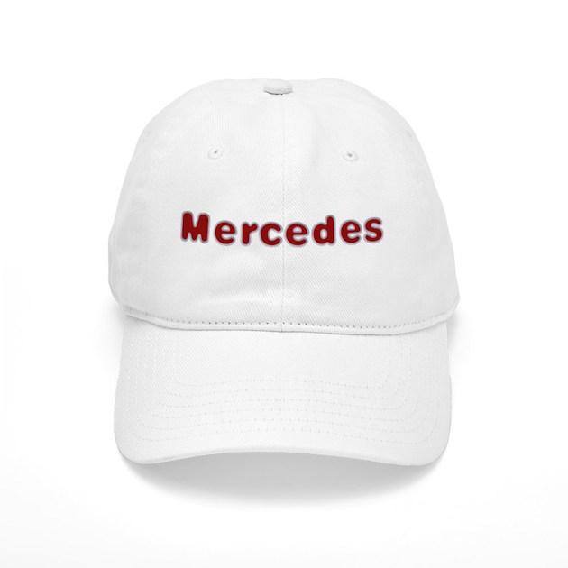 Mercedes santa fur baseball cap by namestuff santafur gm for Mercedes benz baseball caps