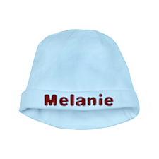 Melanie Santa Fur baby hat