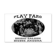 Orient Saloon Bisbee Arizona Wall Decal