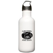 Orient Saloon Bisbee Arizona Water Bottle