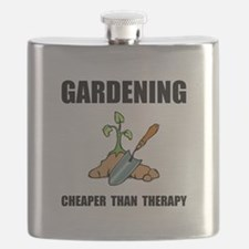 Gardening Therapy Flask